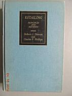 Retailing: Principles & Methods by Delbert…