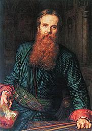 Author photo. William Holman Hunt (d. 1910)