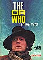 The Dr Who Annual 1976 by BBC