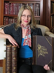 Author photo. By Kimberlyblaker - <a href=&quot;http://www.newbostonfineandrarebooks.com&quot; rel=&quot;nofollow&quot; target=&quot;_top&quot;>http://www.newbostonfineandrarebooks.com</a>, CC BY-SA 3.0, <a href=&quot;https://commons.wikimedia.org/w/index.php?curid=18279741&quot; rel=&quot;nofollow&quot; target=&quot;_top&quot;>https://commons.wikimedia.org/w/index.php?curid=18279741</a>