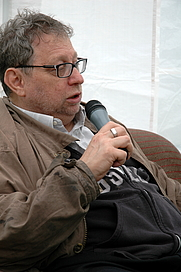Author photo. Danny Schechter