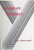 Celebrate Yourself by Eric Butterworth