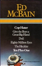 Ed McBain 6 Novels Omnibus by Ed McBain