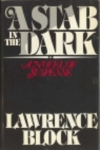 A stab in the dark : a novel by Lawrence…