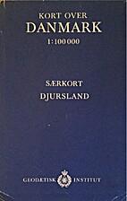 Kort over Danmark 1:100000 Særkort…