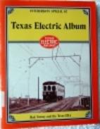 Texas Electric album, Texas Electric Railway…
