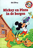 Mickey en Pluto in de bergen by Walt Disney