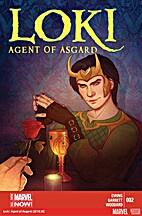 Loki: Agent of Asgard #2 by Al Ewing