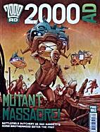 2000 AD # 1863