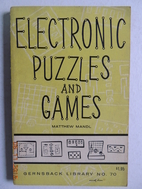 Electronic puzzles and games by Matthew…