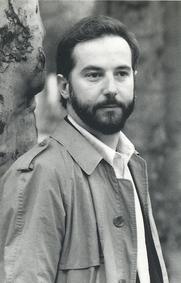 Author photo. Thomas Hürlimann (boekomslag)