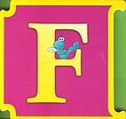 Sesame Street ABCs Ff: Elmo's Friends by…