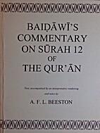 Baiḍāwī's Commentary on Sūrah 12 of the…