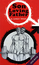 Son loving father by Lambert Wilhelm
