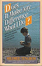 Does It Make Any Difference What I Do by…
