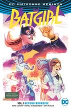 Batgirl Vol. 1: Beyond Burnside (Rebirth) by…