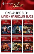 One-Click Buy: March 2009 Harlequin Blaze…
