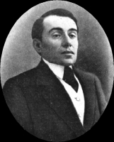 Author photo. Wikipedia Greece, Constantin Christomanos (1867-1911)