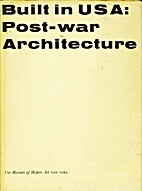 Built in USA: Post-war Architecture by New…