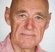 Author photo. Hugo Brandt Corstius - Photo © Harry Cock, 2008