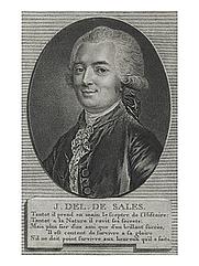 Author photo. Jean-Baptiste-Claude Delisle de Sales (1741-1816)