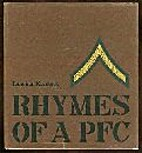 Rhymes of a Pfc by Lincoln Kirstein