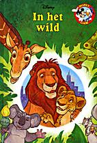 In het wild by Walt Disney