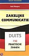Zakelijke communicatie Duits : 750…