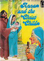 Anna and the Christ Child by Robert Baden