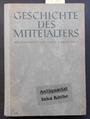 Geschichte des Mittelalters - Evgenij A. Siggel Kosminskij, Alfred
