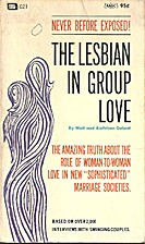 The Lesbian in Group Love by Matt and…