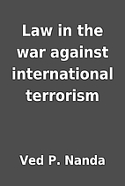 Law in the war against international…