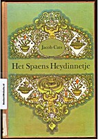 Het Spaens heydinnetje by Jacob Cats