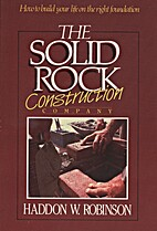 Solid Rock Construction Company: How to…