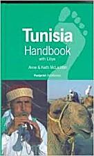 Tunisia Handbook, with Libya by A. McLachlan