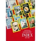 National Geographic Index 1947-1983 by…