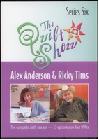 Quilt Show, The (Series Six) by Alex…