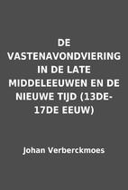DE VASTENAVONDVIERING IN DE LATE…