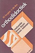Orthodidactiek : maturatie, leren lezen,…
