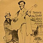 Favorite Country Blues Guitar-Piano Duets…