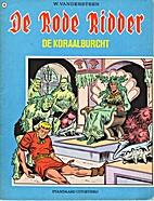 De koraalburcht by Willy Vandersteen