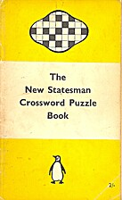 The New Statesman crossword puzzle book