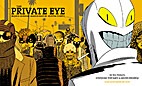 The Private Eye #1 by Brian K. Vaughan