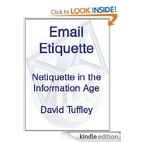 Email Etiquette: Netiquette for the…