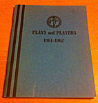 Plays and Players 1961-1962