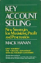 Key account selling: New strategies for…