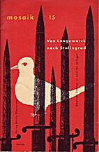 Von Langemarck nach Stalingrad by Diverse