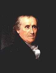 Author photo. Benjamin Waterhouse, 1833, by Rembrandt Peale. Wikimedia Commons.