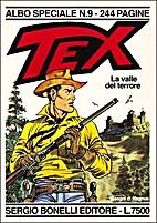 Tex Albo Speciale n. 9: La valle del terrore…