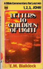 Letters to Children of Light : A Bible…